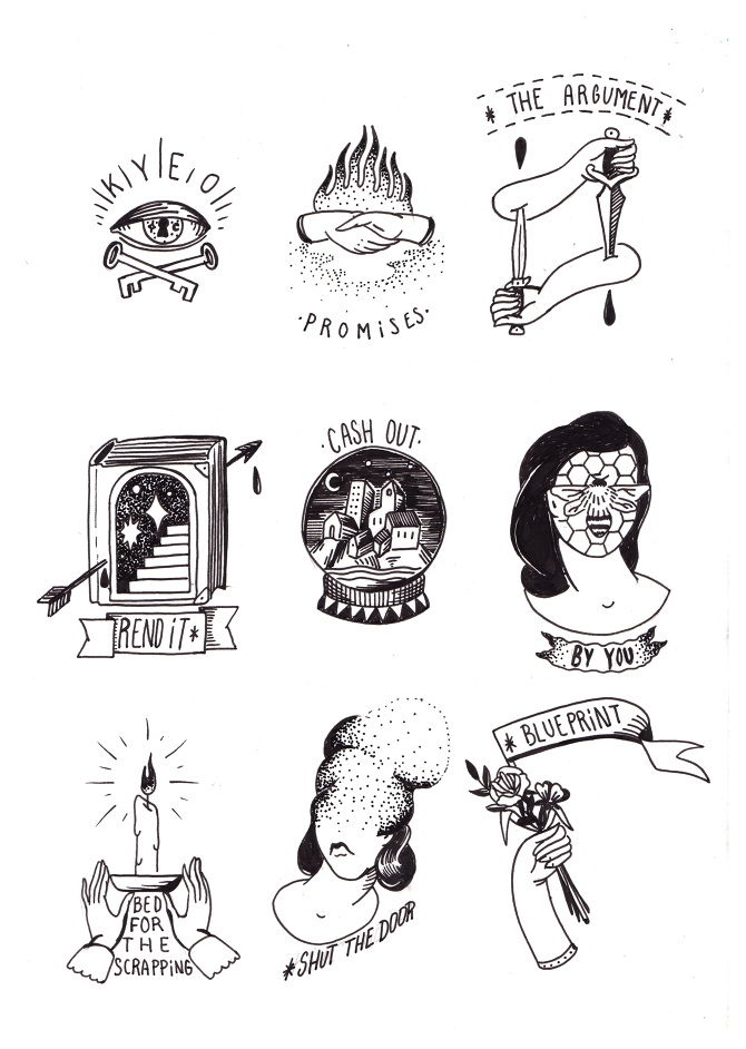 The Smiths Tattoo Designs