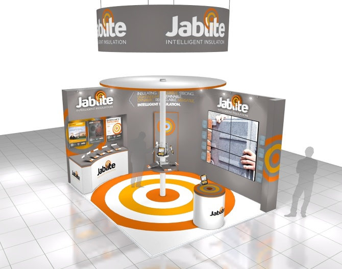 Freelance Exhibition Stand Design : Jablite exhibition stand mike bell d freelance